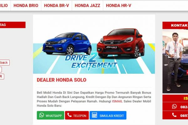 Home dealerhondasolo.net