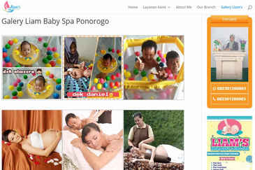 gallery baby spa ponorogo
