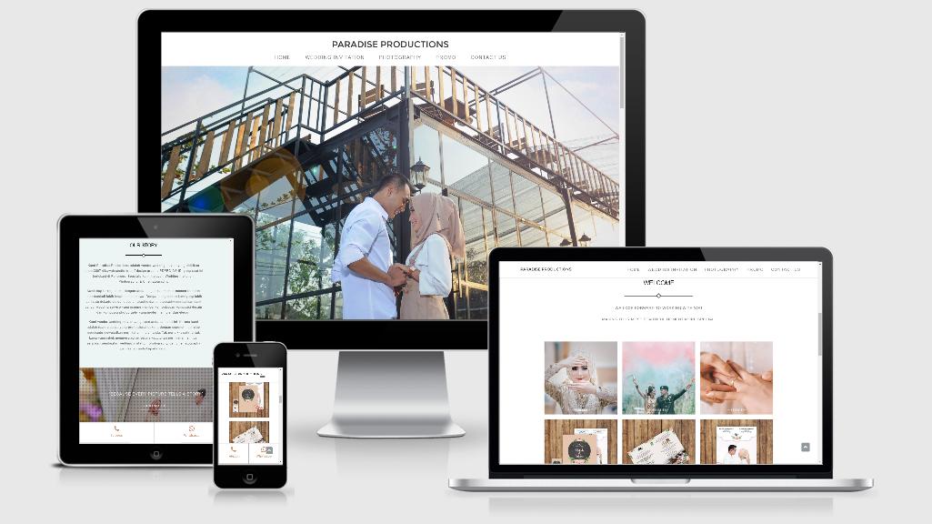 Jasa Pembuatan Website Company, Olshop, Kantor, Sekolah Di Madiun
