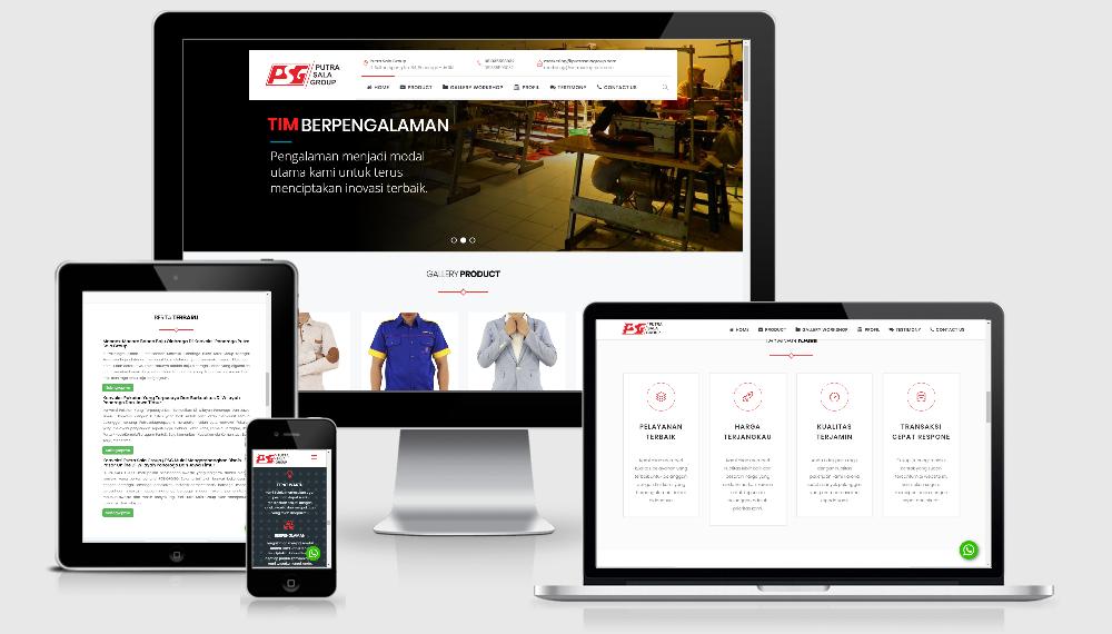 Jasa Maintenance Website Profesional Ponorogoweb